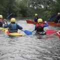 Stag Party Canoeing