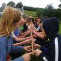 Team Building Stick Game